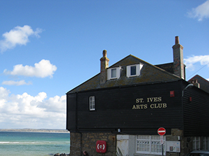 St Ives Arts Club